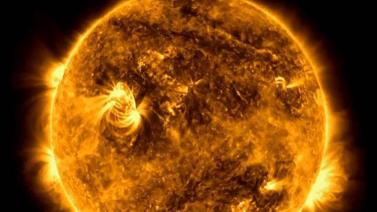 (PBS) Nova: Secrets of the Sun HD (Space Documentary)