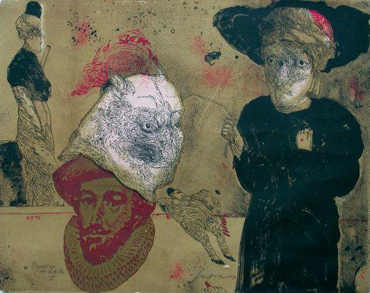 J.L. Cuevas. El secreto de Walter Raleigh,1973.