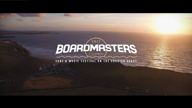 Boardmasters Festival - 2016 Aftermovie