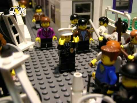 ▶ A Lego Titanic Movie. Race against the Time - YouTube