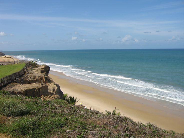 Beach in Porto de Galinhas,Brazil