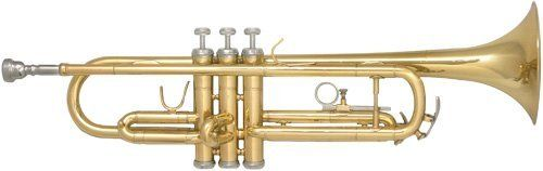 Mirage Brass Band Bb Trumpet, Hardshell, Case, School/Student * Check out this great product.