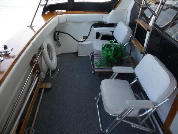 1989 Bayliner 4588 Motoryacht Power Boat For Sale - www.yachtworld.com