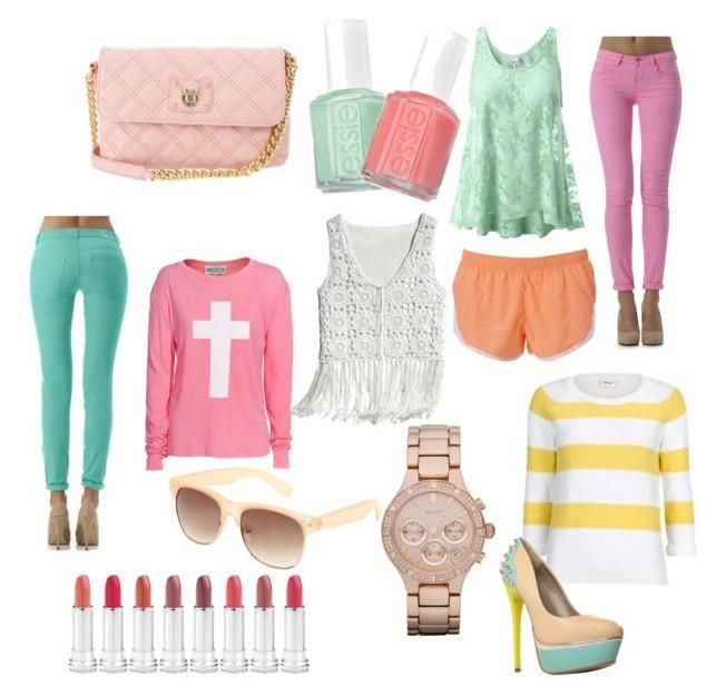 Conjuntos de ropa