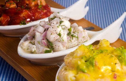 No trip to Cartagena is complete without it   La Cevicheria