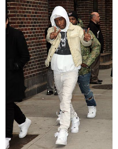 ASAP Rocky Style - His Best Looks