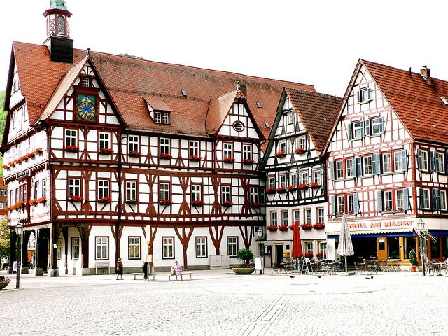 5 pueblos que parecen sacados de un cuento en la Selva Negra (Alemania)