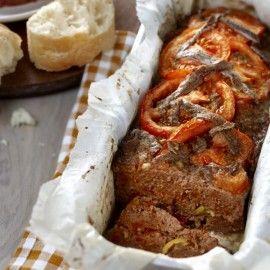 Toscaans gehaktbrood