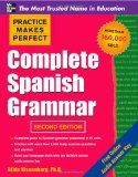 Spanish Grammar Rules Reference Guide - Grammar Notes with examples