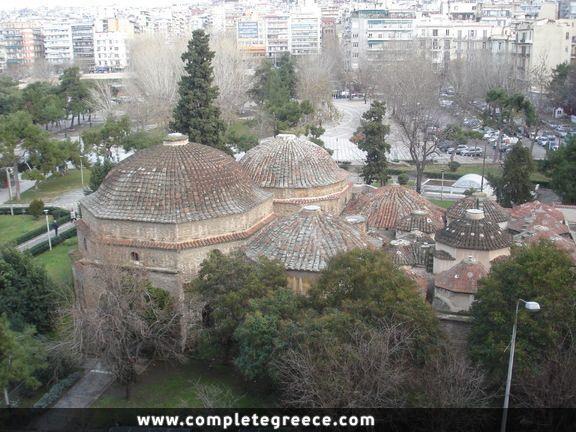 Bey Hamam - Thessaloniki - Thessaloniki - #Greece