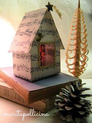 Nativity - Pollicina's Cupboard