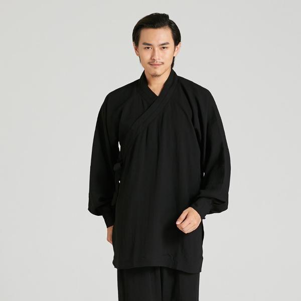FREE SHIPPING, martial art Tai chi  Taoist robe Taoist clothing  Taichi men practicing uniforms