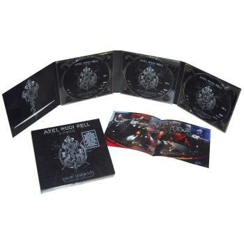 """L'album di #AlexRudiPell intitolato """"Magic Moments -25th Anniversary Special Show""""."""