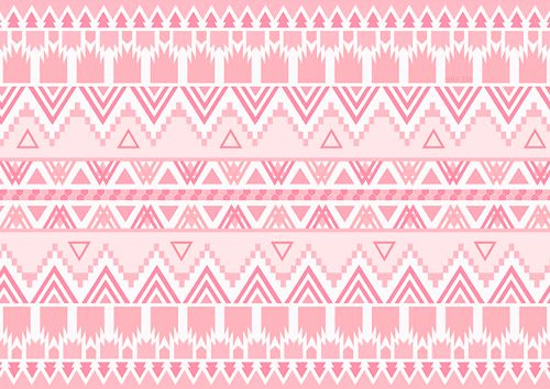 Pink Aztec Pattern Aztec Background Tumblr Marykay