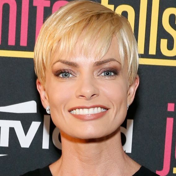 Jaime Pressly's Changing Looks - 2014 from InStyle.com