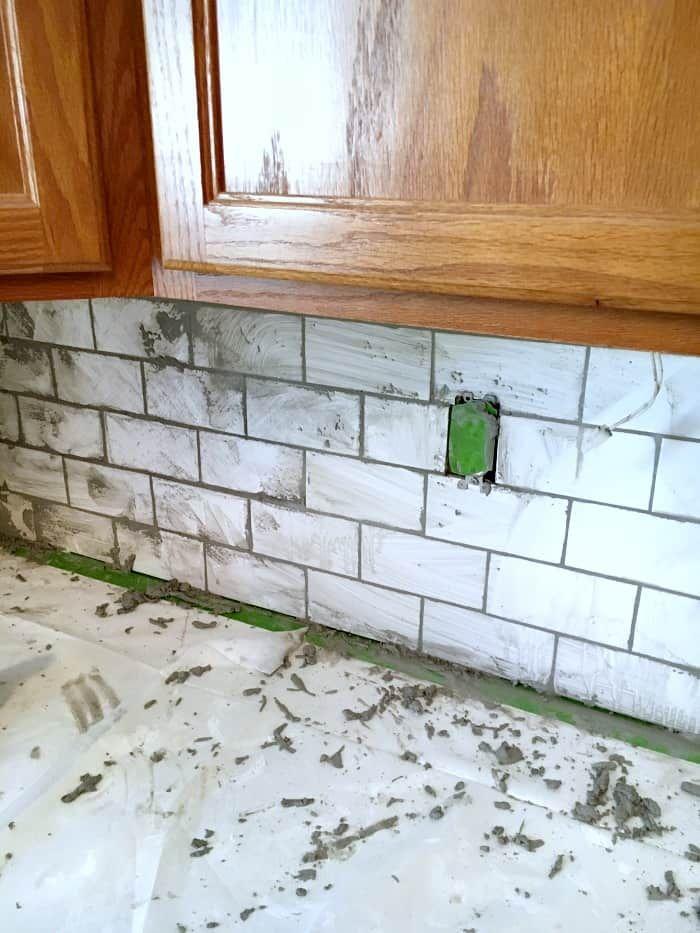 Tips On How To Install Subway Tile Kitchen Backsplash Backsplash