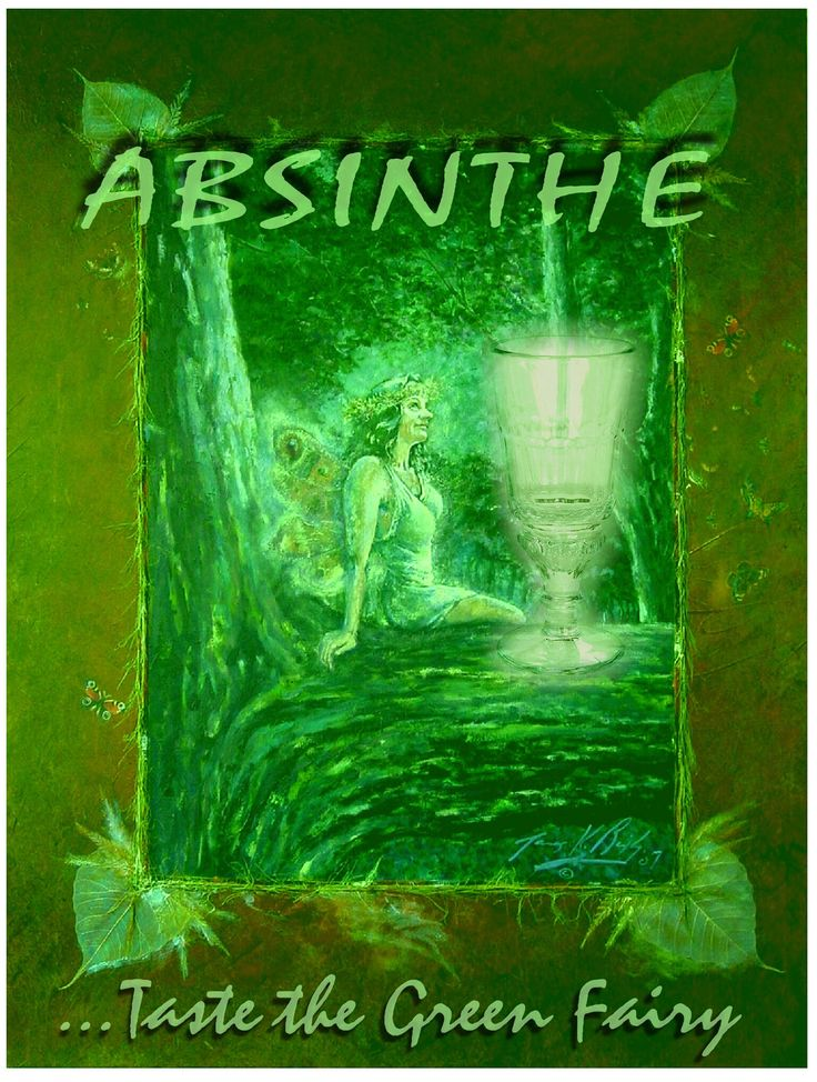 17 Best images about Absinthe the Green Faerie on