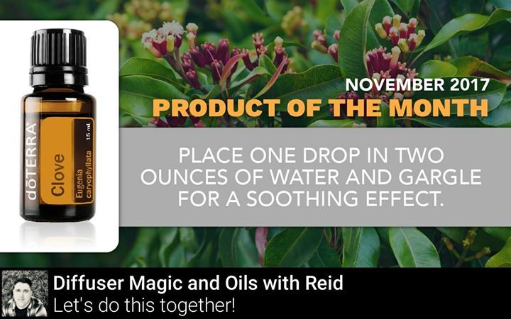 A few powerful benefits of Clove oil include:  -Powerful antioxidant properties  -Supports cardiovascular health  -Helps clean teeth and gums  FREE Emotional Benefits of Aromatherapy EBook http://ift.tt/2ztEH47 Comment below or direct message me with any questions.            #가을 #november #fall #신상 #orangeleaves #autumn #가을신상 #하늘 #december #autumncolours #날씨 #니트 #오오티디 #데일리룩 #바람 #가을옷 #가을네일 #아동복 #9월 #leaves #fallcolors #trees #autumnleaves #seasons #EssentialOils #doTERRA  If you are a member…