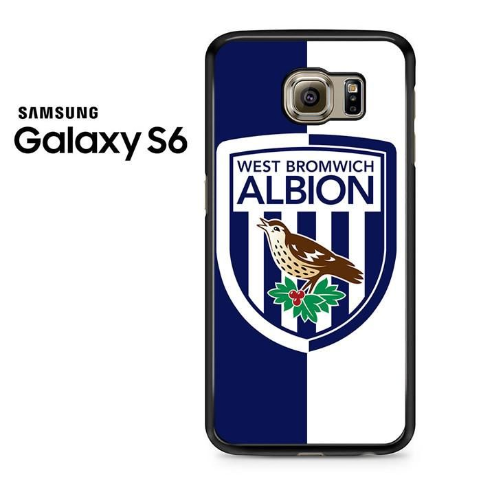 West Bromwich Albion Fc Samsung Galaxy S6 Case