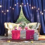 Some Recommended Panels for Your Navy Curtains : Romantic Design Navy Curtains