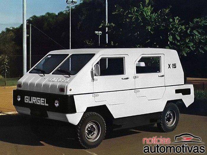 Gurgel X-15