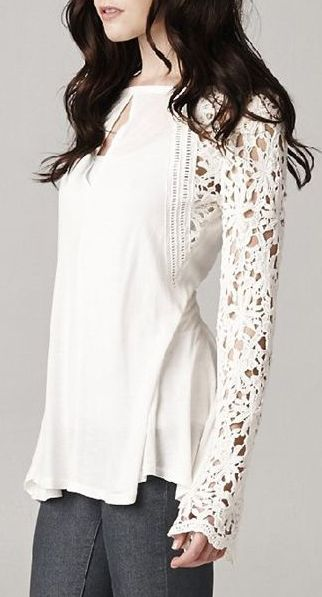 Crochet Elana Top