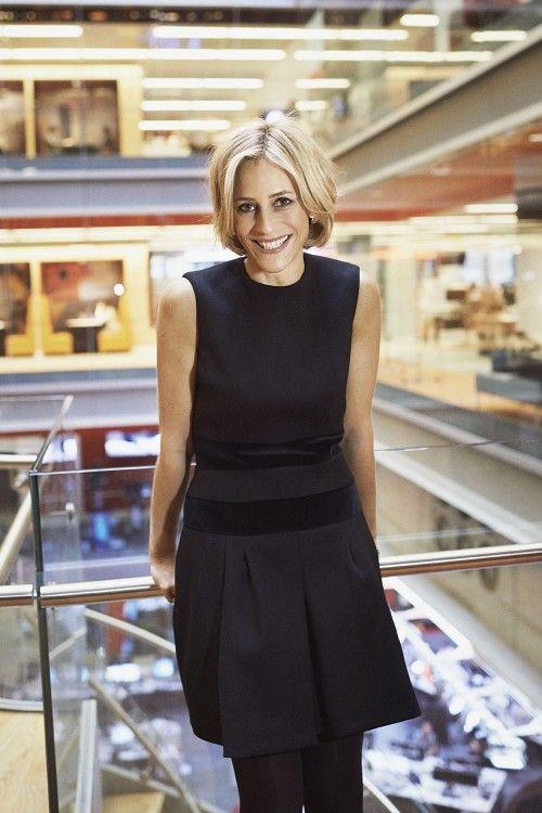 Grace Under Pressure: Bazaar meets Emily Maitlis   Harper's Bazaar
