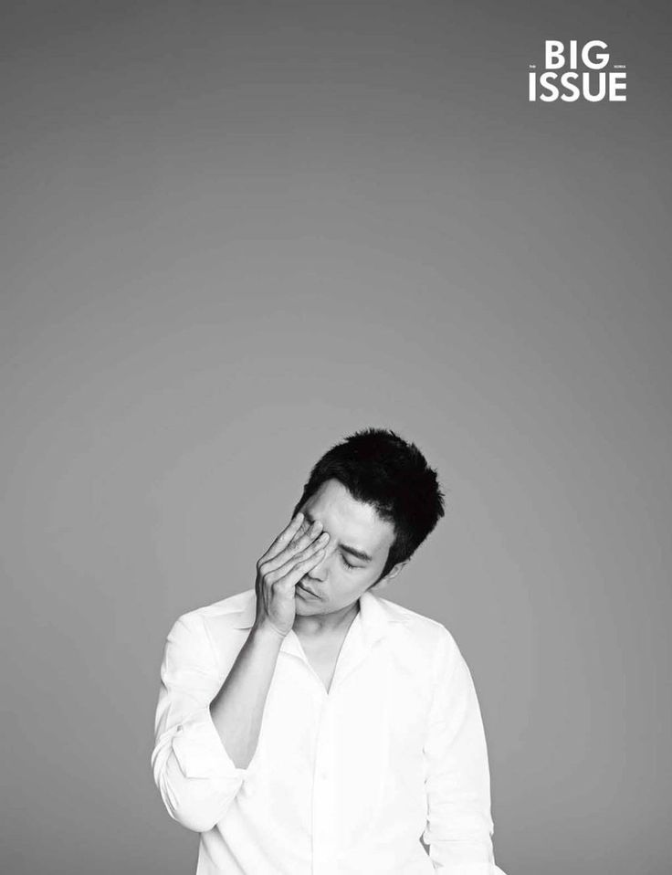 Joo Sang Wook - The Big Issue Magazine July Issue '14