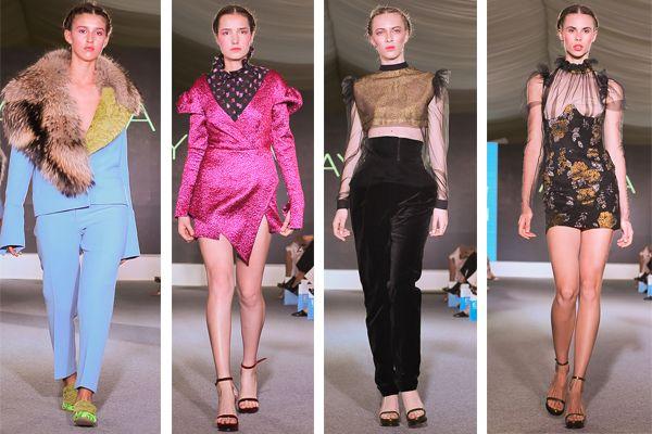 Юлия Айсина: Роскошь Шик и Сексуальность в новой коллекции #Одесса #показ #мода #Фешн #UkraineFashionweek #ЮлияАйсина