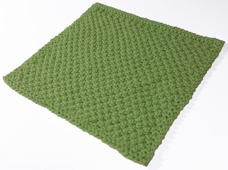 Stitchology 19: Irish Moss « Knitting Board Blog - http://blog.knittingboard.com/archives/5179