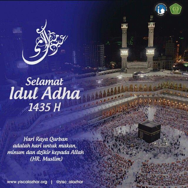 Selamat Idul Adha 1435 H
