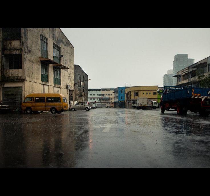 Hujan by bwiti.deviantart.com on @DeviantArt