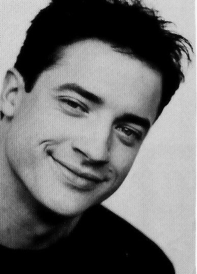 brendan fraser young