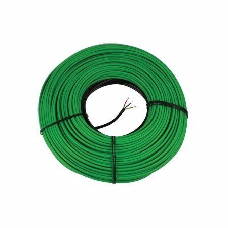 WHCA-120-0126, WarmlyYours Snow Melting Cable 120V 125.5ft by WarmlyYours. $319.01. Length: 1512. Amps: 12.5. Height: 0.25. Watts: 1500. Width: 0.25. Installs in asphalt, concrete, or in mortar under pavers. Available in lengths ranging from 43' (1,310cm) to 428' (13,454cm). Offered in 120V or 240V configurations. Energy efficient twin-conductor heating cable. High temperature rated cable (ideal foWhether you are designing a heated asphalt, concrete or paver driveway, Warmly...