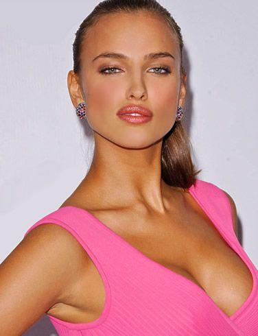 Irina Shayk....hello