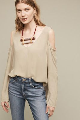 New arrival tops anthropologie