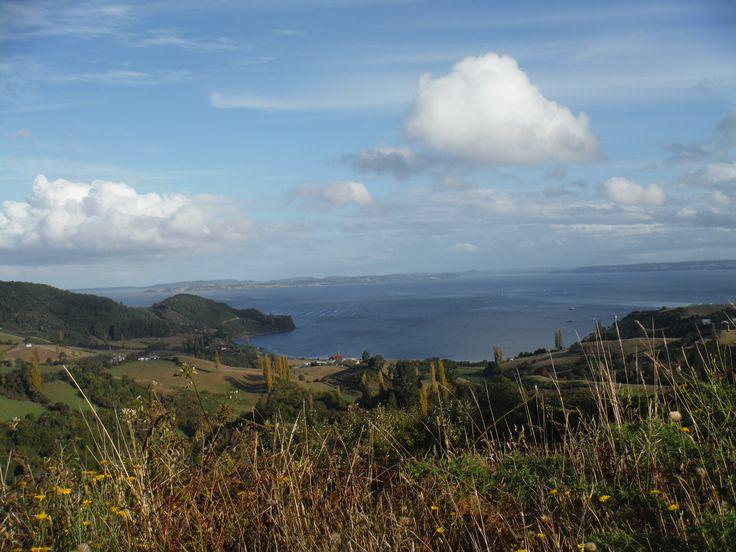 Landscape near Castro