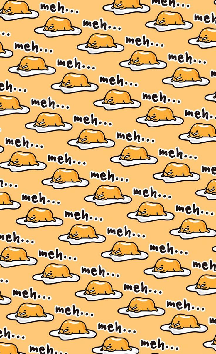 Orange iphone wallpaper tumblr - Gabswallpaper Gudetama Wallpapers