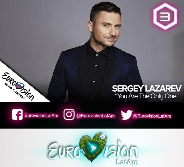 BY:  https://www.instagram.com/alejoojeda eurovision LATAM OFICIAL SERGEY LAZAREV