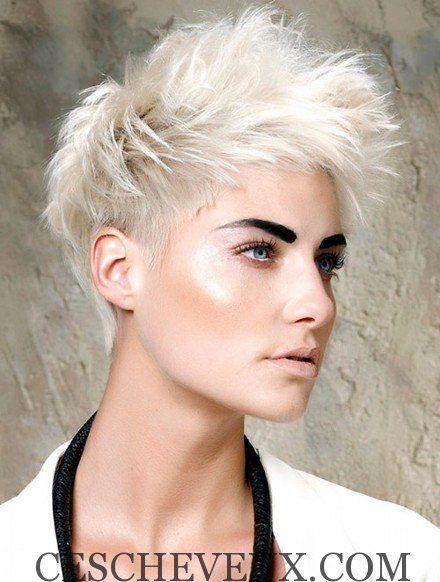 Bekannt Les 25 meilleures idées de la catégorie Cheveux clairsemés sur  DW25