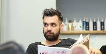 Δημήτρης Παπακυριακού: the alternative hairstylist. #yesidogr