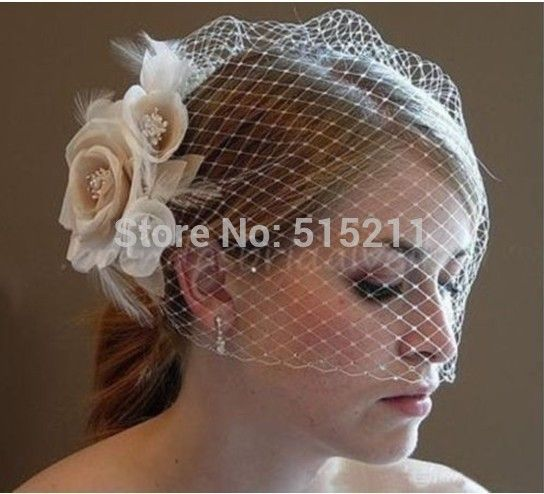 Cheap fascinator kate, Buy Quality feather fascinator wedding directly from China feather flowers for weddings Suppliers: -- 100% Brand new White colour With Comb Free Shipping