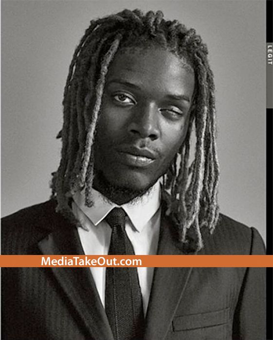 You Know What . . . We're Starting To THINK That Rapper FETTY WAP Is Kinda CUTE . . . He Got That SEXY EYE OF HIS!!!