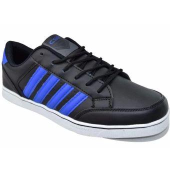 รองเท้า หนัง สีน้ำเงิน