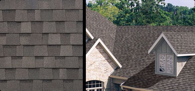 Tamko Roofing Heritage Collection Color Aged Wood