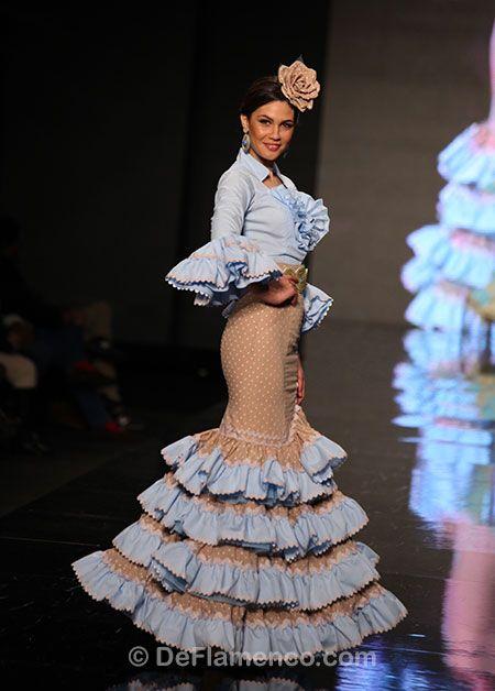 Fotografías Moda Flamenca - Simof 2013 - ADRIÁN GONZÁLEZ Pensando en ti - Foto 10