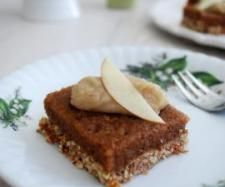 Recipe Raw apple slice by Thermomix in Australia - Recipe of category Desserts & sweets