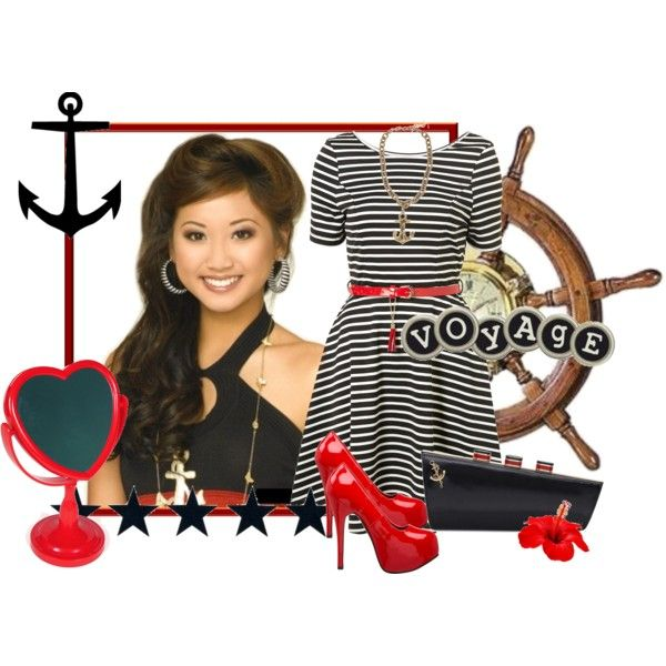 """""""London Tipton"""" by chey-love on Polyvore"""