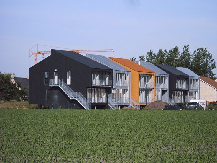 16 best images about david baker housing on pinterest - Affordable social housing ...