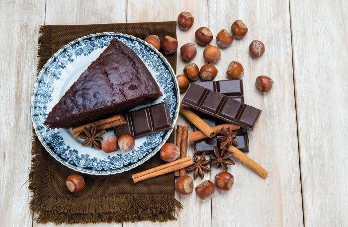 Kladdkaka LCHF – Chokladtårta Varenne